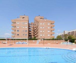 Appartement   à Oropesa del Mar pour 4 personnes avec piscine commune, climatisation et parking p2
