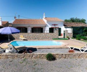 Villa   à São Brás de Alportel pour 6 personnes avec piscine privée p0