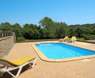 Villa   à São Brás de Alportel pour 6 personnes avec piscine privée p1