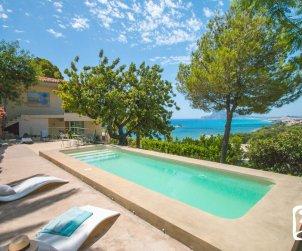 Villa   à Altea pour 6 personnes avec piscine privée et vue mer p0