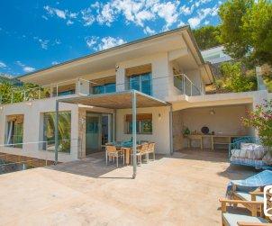 Villa   à Altea pour 6 personnes avec piscine privée et vue mer p2
