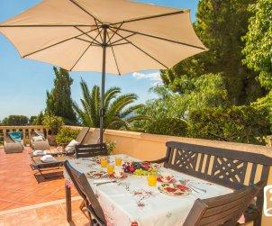 Villa   à Benissa  pour 10 personnes avec piscine privée et vue mer p2