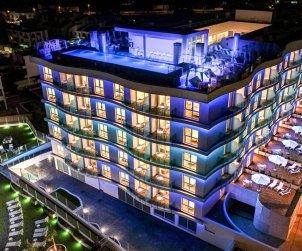 Appartement à Alcossebre pour 4 personnes dans complexe hôtelier avec piscine commune en front de mer p2