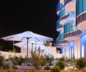 Appartement à Alcossebre pour 5 personnes dans complexe hôtelier avec piscine commune, grande terrasse en front de mer p2