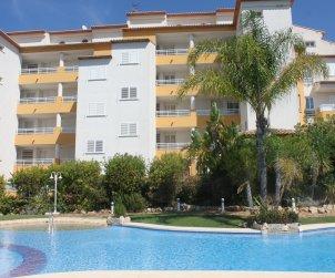 Appartement   à Javea pour 5 personnes avec piscine commune p0