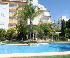 Appartement   à Javea pour 5 personnes avec piscine commune p1