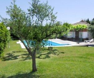 Villa   à Blanes pour 8 personnes avec piscine privée et joli jardin p1