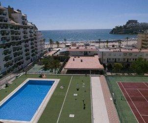 Appartement   à Peniscola pour 6 personnes avec piscine commune et belle vue mer p2