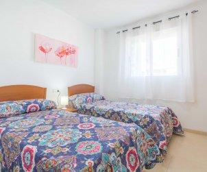 Appartement   à Oropesa del Marpour 8 personnes avec piscine commune et belle vue mer p0