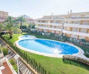 Appartement   à Oropesa del Marpour 8 personnes avec piscine commune et proche mer p0
