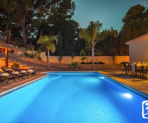 Villa   à Benissa pour 11 personnes avec piscine privée p1