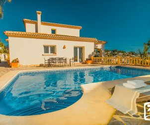 Villa   à Benissa pour 11 personnes avec piscine privée p2