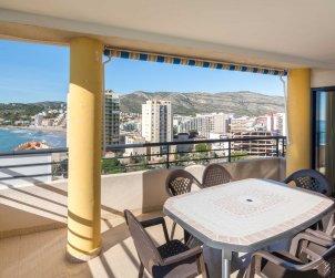 Appartement à Oropesa del Mar pour 8 personnes avec piscine commune et vue latérale mer p1