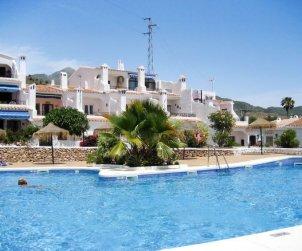 Appartement   à Nerja pour 4 personnes avec piscine commune p0