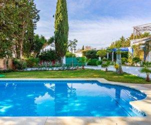 Villa   à Marbella pour 8 personnes avec piscine privée p1