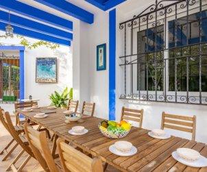 Villa   à Marbella pour 8 personnes avec piscine privée p2