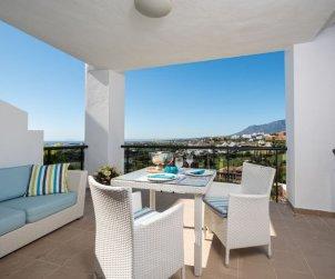 Appartement   à Estepona pour 4 personnes avec piscine commune p1