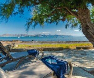 Villa   à Alcúdia pour 6 personnes avec vue mer p1