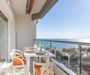 Appartement   à Rosas pour 4 personnes avec vue mer p0
