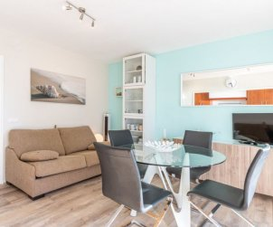 Appartement   à Rosas pour 4 personnes avec vue mer p1