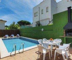 Villa   à Pals pour 10 personnes avec piscine privée p1