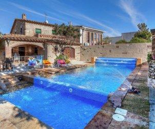 Villa   à Calonge - Sant Antoni de Calonge pour 7 personnes avec piscine privée p0