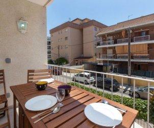 Appartement   à Segur de Calafell pour 5 personnes avec lave-linge p0