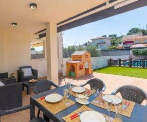 Villa   à Segur de Calafell pour 7 personnes avec piscine privée p1