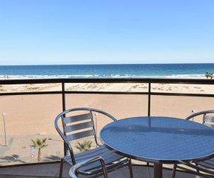 Appartement   à Torredembarra pour 6 personnes avec piscine commune p1