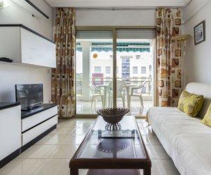Appartement   à La Pineda pour 4 personnes avec piscine commune p2