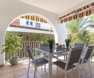 Villa   à Cambrils pour 6 personnes avec lave-linge p0