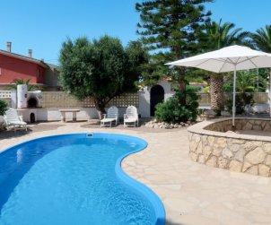 Villa   à Miami Platja pour 8 personnes avec piscine privée p1