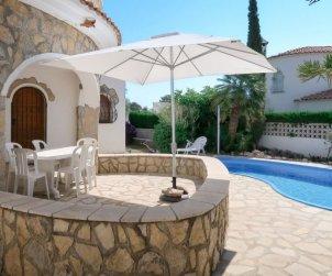 Villa   à Miami Platja pour 8 personnes avec piscine privée p2