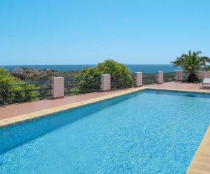 Villa   à Peniscola pour 14 personnes avec piscine commune p2