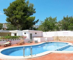 Villa   à Peniscola pour 4 personnes avec piscine commune p0