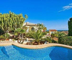 Villa   à Jávea - Benitachell pour 4 personnes avec piscine privée p0