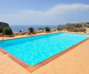 Villa   à Jávea - Benitachell pour 4 personnes avec piscine commune p0