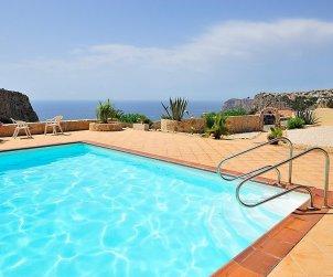 Villa   à Jávea - Benitachell pour 4 personnes avec piscine commune p1