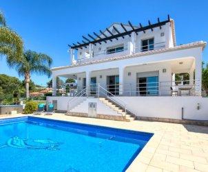 Villa   à Benissa pour 12 personnes avec piscine privée p0