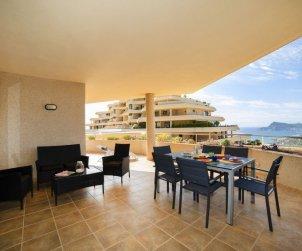 Appartement   à Altea pour 6 personnes avec piscine commune p1