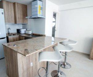 Appartement   à Benidorm pour 3 personnes avec piscine commune p1