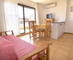 Appartement   à Palamos pour 4 personnes avec télévision p1