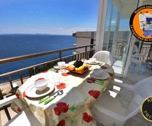 Appartement   à Rosas pour 8 personnes avec vue mer p0