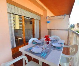 Appartement   à Rosas pour 6 personnes avec vue mer p1