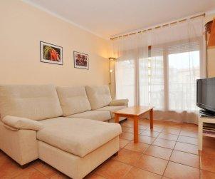 Appartement   à Rosas pour 6 personnes avec vue mer p2