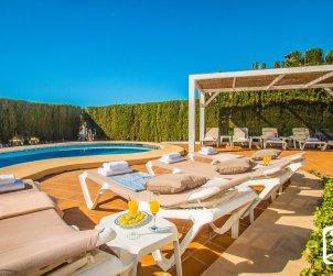 Villa   à Benissa pour 10 personnes avec piscine privée p2