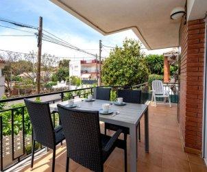 Appartement   à Cunit pour 6 personnes avec lave-linge p0