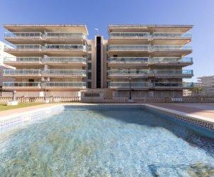 Appartement   à Salou pour 4 personnes avec piscine commune p2