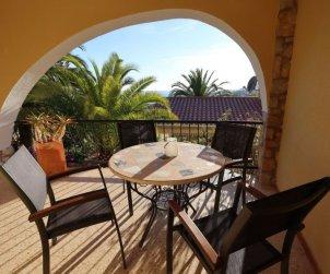 Villa   à Peniscola pour 4 personnes avec vue mer p1
