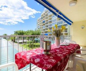 Appartement   à Oropesa del Mar pour 7 personnes avec piscine commune p1